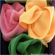 超细纤维毛巾25*25超强吸水不脱毛不退色方巾特价促销