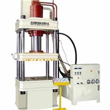 200T三梁四柱油压机200吨油压机山东压力机