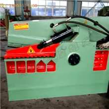 Q43系列电解铜剪切机电解铜剪切机价格电解铜切块机批发