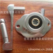 自动升降晾衣架手摇器配件高档铝单孔手摇器正品