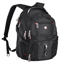 2013新款厂家直销军刀背包瑞士双肩背电脑包休闲背包8112#