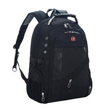 厂家直销瑞士双肩背电脑包电脑背包经典款式背包休闲背包1418#