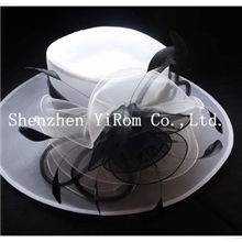 YRSM13072organzahat,churchhat,weddinghat,occasionhat
