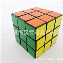 益智玩具魔方批发游戏益智类玩具778益智玩具三阶魔方5.5CM