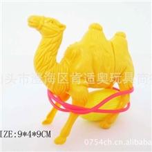 儿童玩具批发零售厂家直销赠品气压玩具A5气压骆驼玩具