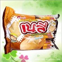 泰国薯工坊鱿鱼味192克*12包泰国薯工坊土豆饼干青岛批发