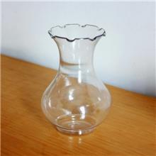 厂家批发风信子专用塑料水培装饰塑料花瓶50克重/只