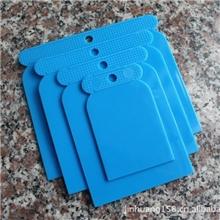专业生产优质PP塑料油灰刀塑料刮板4件套
