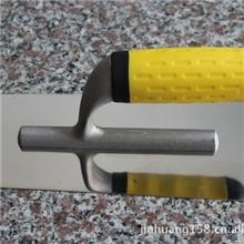 专业生产优质双色橡塑柄不锈钢抹泥刀