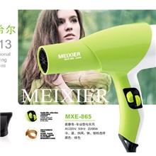 厂家直销吹风机MXE-8652200W大功率绿白色