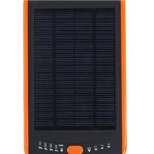 【企业集采】厂家太阳能移动电源23000mah大容量手机笔记本充电宝