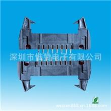 【品质保证】2.54mm直插牛角牛角插座