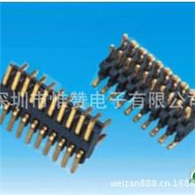 【品质保证】0.8mm排针双排SMT