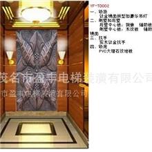 五星高级豪华电梯装潢图片