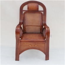 特价包邮休闲藤椅印尼藤办公家具厂老板椅子高靠办公藤椅批发