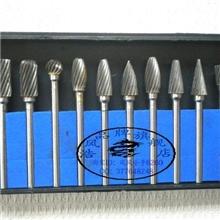 电磨配件硬质合金旋转锉钨钢磨头雕刻削磨打磨铣刀铣头3*6