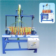 供应编织机/鞋材编织机/网管编织机