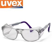 德国优唯斯uvex9130安全防护矫视眼镜可换近视镜片防雾劳保批发
