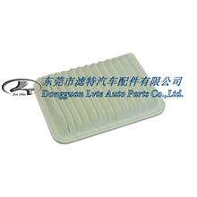 滤特供应丰田雅士利1.4卡罗拉空气滤清器17801-21050空气过滤器