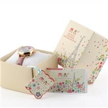 韩国mini手表正品纸盒礼品盒