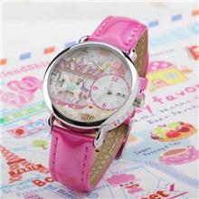 【热卖钟表】韩版时尚防水学生手表韩国mini软陶表批发女款腕表